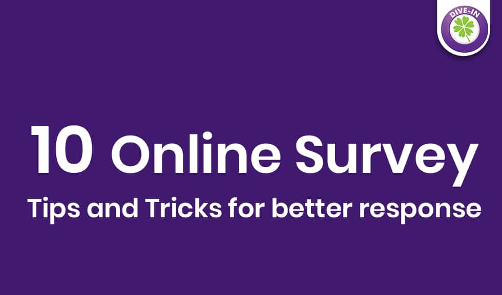 Online Survey Tips and Tricks- Divergent Insights