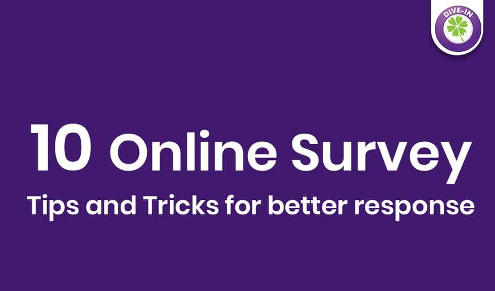 Online Survey Tips and Tricks- Divergent Insights
