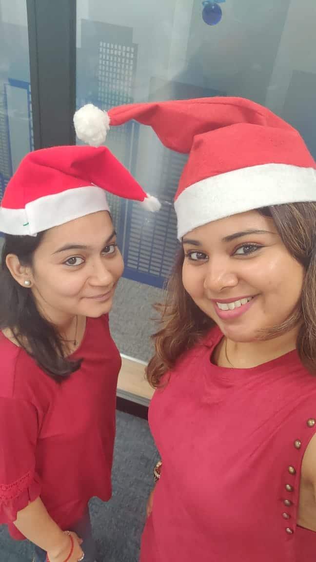 SECRET SANTA – CHRISTMAS PARTY